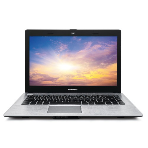 Notebook - Positivo Xri 3005 Celeron N2806 1.60ghz 2gb 500gb Intel Hd Graphics Linux 14