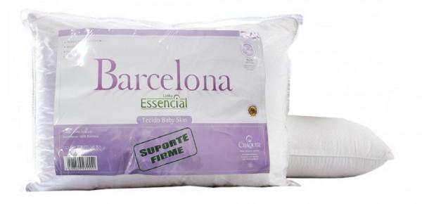 Travesseiro Chaquer Essencial 100% Poliéster 50x70cm