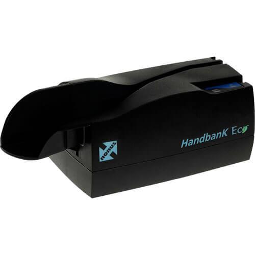 Leitor Nonus Handbank Eco20 010537 Fenda Fixo Varejo - Teclado