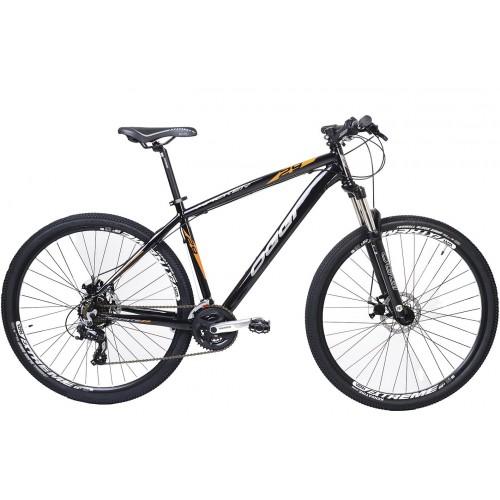 Bicicleta Oggi Bike Hacker T15 Aro 29 Susp. Dianteira 21 Marchas - Preto