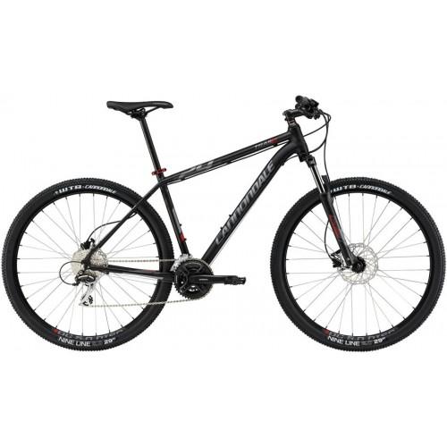 Bicicleta Cannondale Trail 6 Tg Aro 29 Susp. Dianteira 24 Marchas - Preto