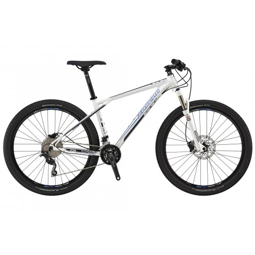 Bicicleta Gt Bicycles Zaskar Sport Aro 27,5 Susp. Dianteira 27 Marchas - Branco