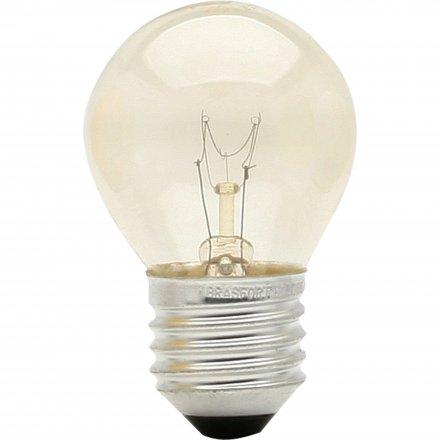 Lâmpada Brasfort Bolinha Transparente 15w 127v - 8481