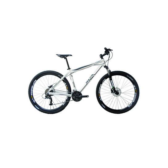 Bicicleta Mazza Fire 112 Disc T21 Aro 29 Susp. Dianteira 24 Marchas - Branco