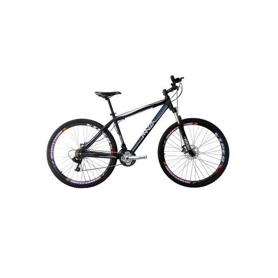 Bicicleta Mazza Fire 112 Disc H T17 Aro 29 Susp. Dianteira 24 Marchas - Preto