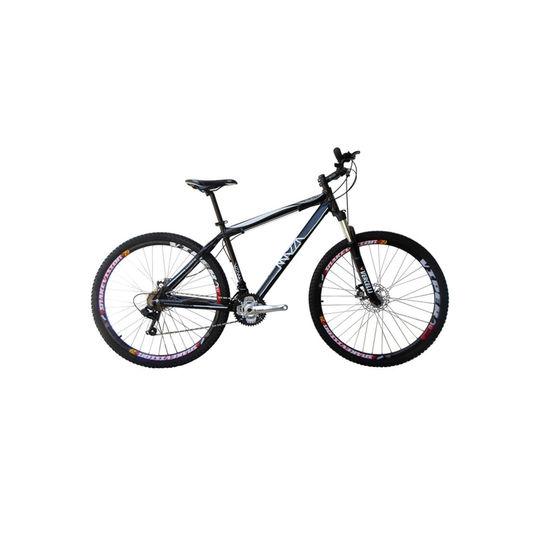 Bicicleta Mazza Fire 112 Disc M T17 Aro 29 Susp. Dianteira 24 Marchas - Preto