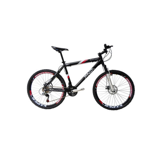 Bicicleta Mazza New Times Disc H T21 Aro 29 Susp. Dianteira 24 Marchas - Preto