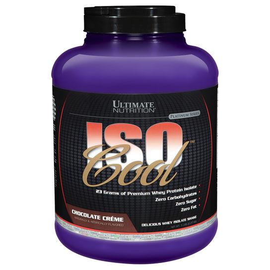 Isocool Sabores 2,27kg Ultimate Nutrition