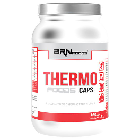 Br Nutrition Foods Thermo Foods Caps 60 Cápsulas