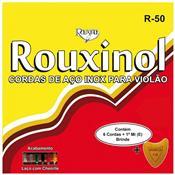Encordoamento 0.11 Aço R50 Rouxinol