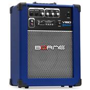 Caixa Acústica Borne Multiuso - Azul 40 W Rms V160