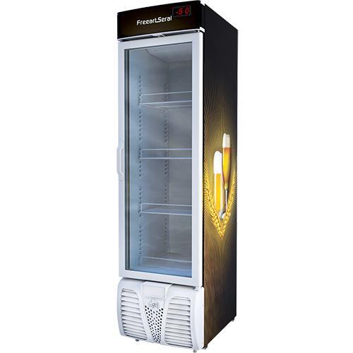 Geladeira/refrigerador 300 Litros 1 Portas Adesivado - Freeart - 220v - C300vt