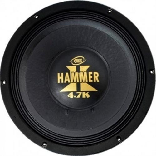 Alto-falante Eros 2350 W Rms E12hammer47k