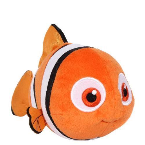 Pelúcia Beanie Babies Nemo Dtc
