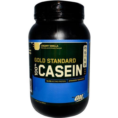 Gold Standard 100% Casein 909g Chocolate Optimum Nutrition