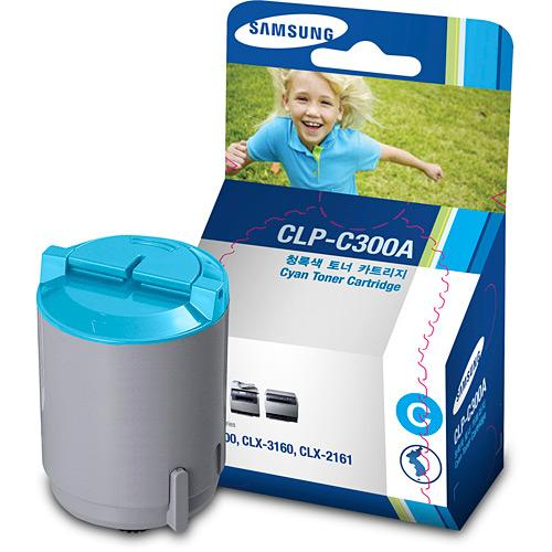 Toner Samsung Ciano Clp-c300a