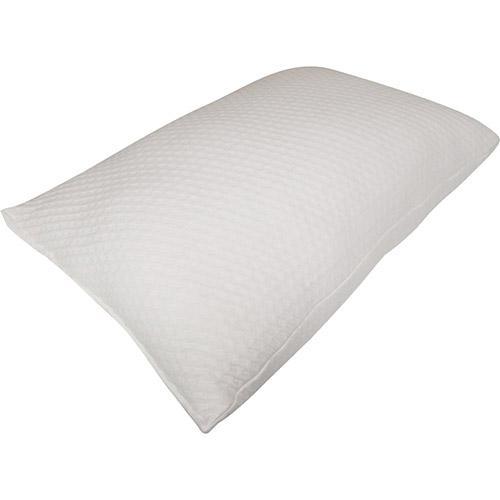 Travesseiro Fibrasca Plumax Percal 100% Poliéster 100% Fibras Sililconizada 160x50cm