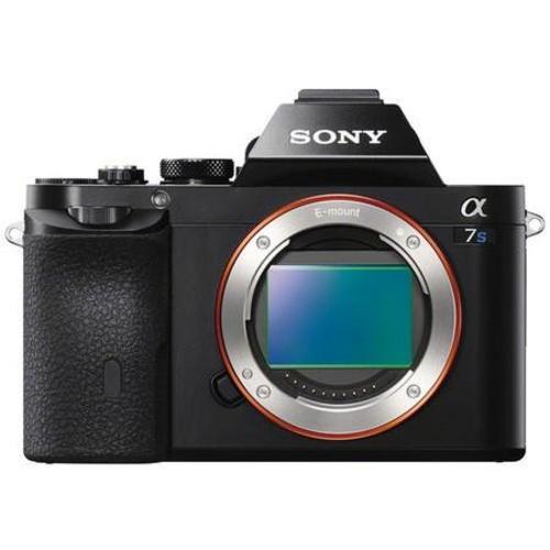 Câmera Digital Sony Preto 12.2mp - A7s