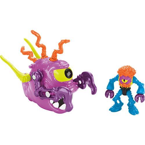 Boneco Imaginext Figuras do Espaço Criatura Ionica Mattel