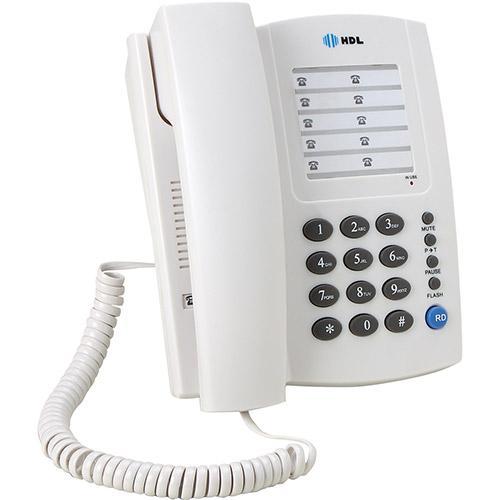 Telefone Com Fio Hdl Centrixfone M 90.02.01.454 Sem Id Branco