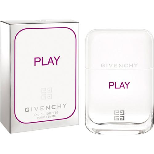 Perfume Play For Her Givenchy Eau de Parfum Feminino 30 Ml