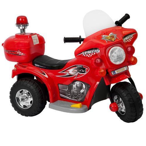Mini Moto Barzi Motors Bz Cycle 6v - Vermelho