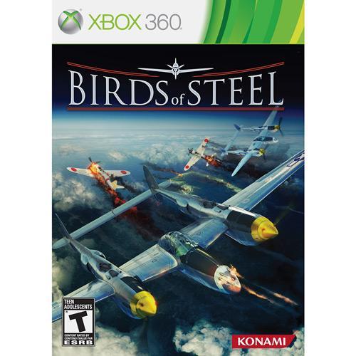 Jogo Birds Of Steel - Xbox 360 - Konami