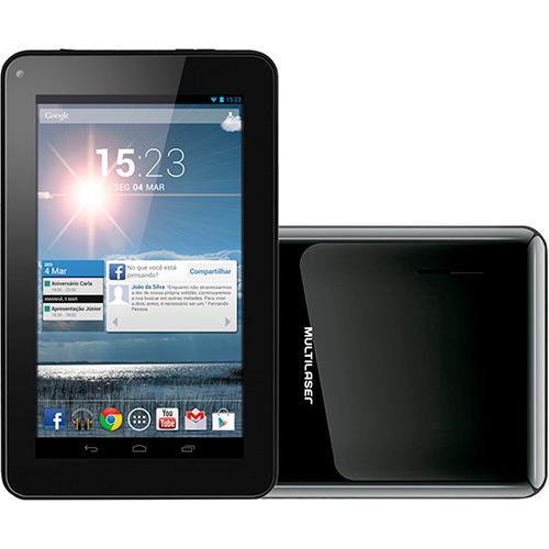 Tablet Multilaser Nb152 Preto 8gb Wi-fi