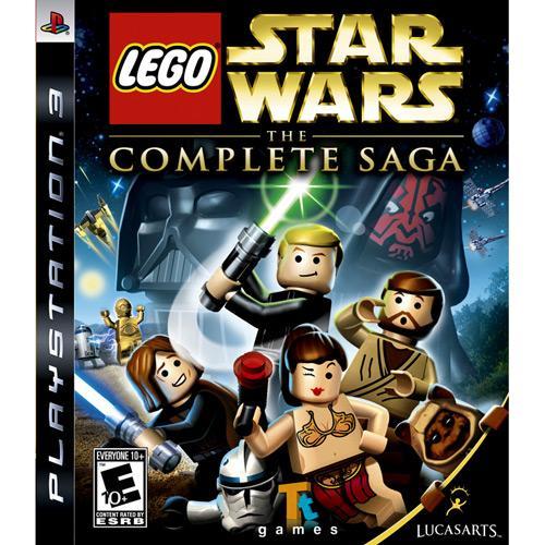 Jogo Lego Star Wars: The Complete Saga - Playstation 3 - Lucasarts