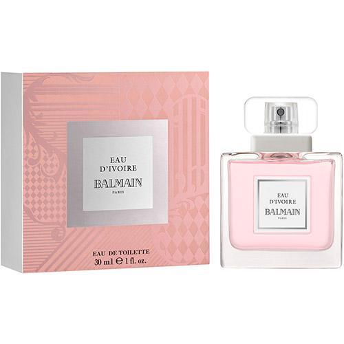 Perfume Eau D'ivoire Pierre Balmain Eau de Toilette Feminino 30 Ml
