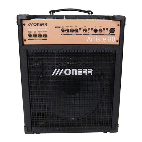Caixa Acústica Onerr Cubo 80 W Rms Artiste 80