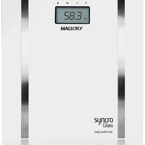 Balança Mallory Syncro Glass B99000120