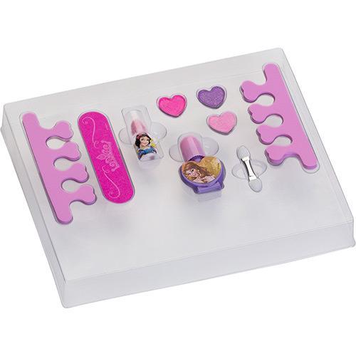 Paper Box Retangular Princesas Disney 3611 Toyng