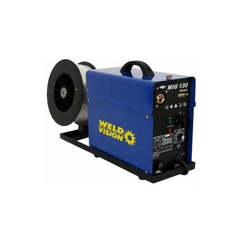 Máquina de Solda Mig130 220v Weld Vision