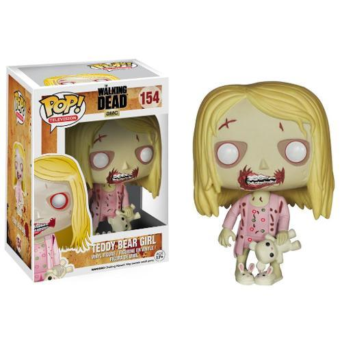 Boneco Teddy Bear Girl - The Walking Dead Funko