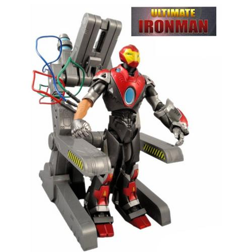 Boneco Ultimate Iron Man Diamond Select