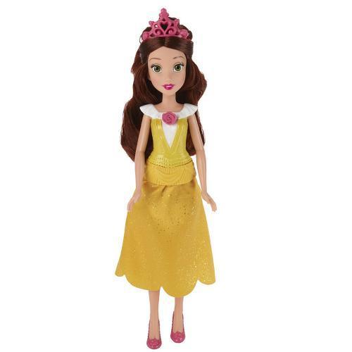 Boneca Princesas da Disney Hasbro Básica Bela B5281