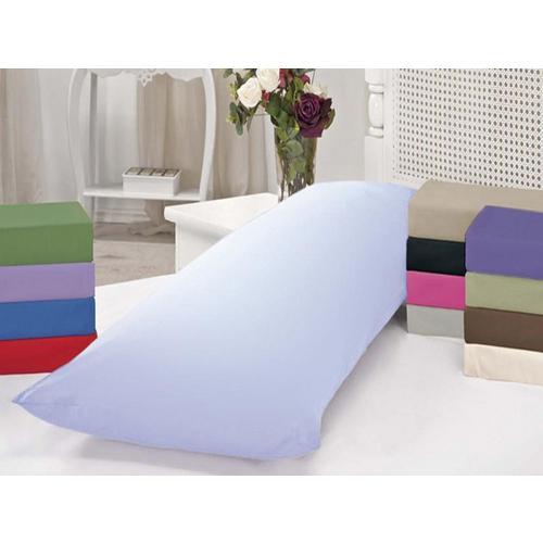 Travesseiro Seu Enxoval Corpo Gigante 100% Fibra Siliconizada 145x45cm