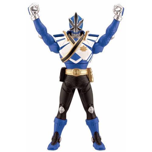 Boneco Power Rangers Samurai - Super Mega Ranger Água Sunny Brinquedos