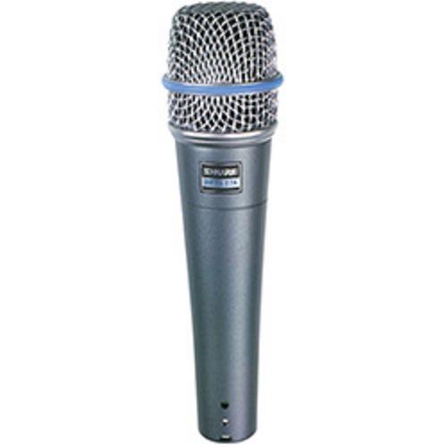 Microfone Com Fio Beta 57a Shure