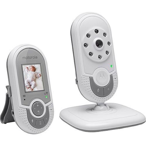 Babá Eletronica Motorola Com Câmera e Monitor Mbp621