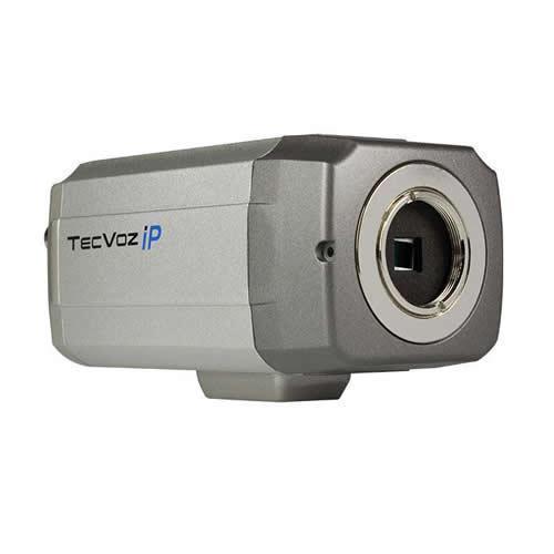 Câmera Tecvoz Ip H264 Ctnc 30fps Ccd Sony 600l 1/3 - 6351dm
