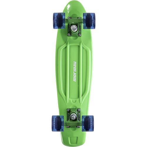 Skate 498000 Cruiser - Mormaii Verde/azul Bel Sports