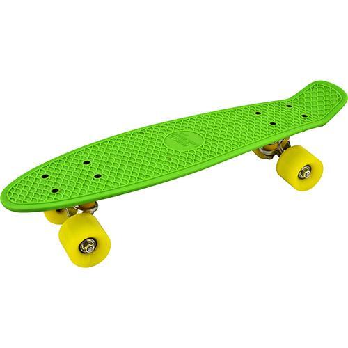 Skate Sktcrve Cruiser Verde Inbrasil