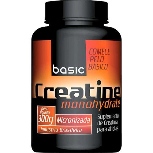 Creatina Monohydrate 300g Basic Nutrition