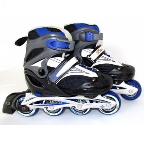 Patins Bel Sports Top Premium Preto/azul 369300