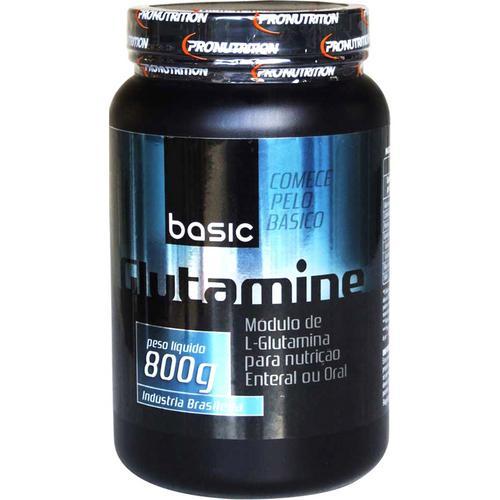 Glutamine 800g Basic Nutrition