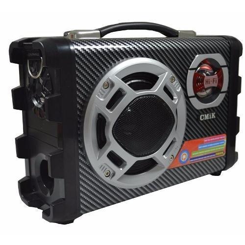 Caixa Acústica Cmik Amplificada 40 W Rms B10