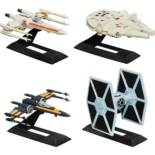 Veículo Star Wars Episódio Vii Veículos Black Series Diecast B3826 Hasbro