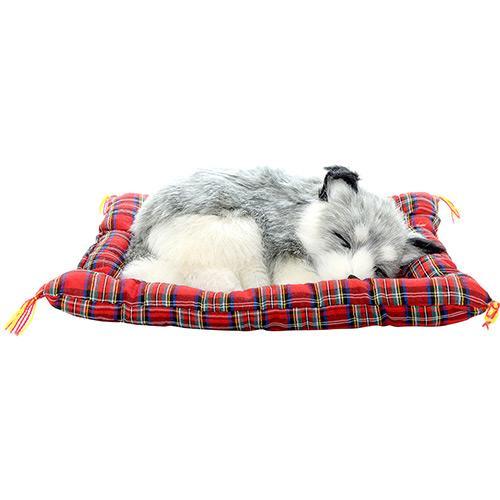 Pelúcia Husky 15cm Mini Petzzz